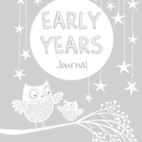 Early Years: Grey : Baby to 5 year record journal