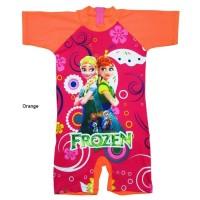 Baju Renang Anak Perempuan Karakter Frozen 3-6 Tahun BRDP-TKK057