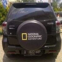 Cover Ban / Sarung Ban Serep National Geographic Rush Terios Taruna