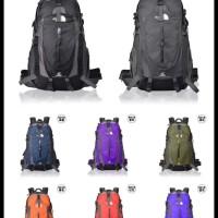 Fresh Product Tas Ransel Gunung The North Face 40L / Mountain Breeze /