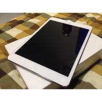 iPad mini silver wifi only - NEW ORIGINAL hanya cek fungsi