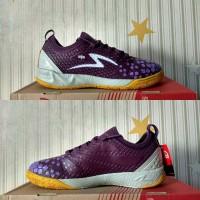 Sepatu futsal specs metasala knight plum purple 400734 original s