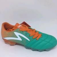Sepatu bola specs murah Equinox dg Warna comfrey green orange wh