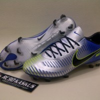 Sepatu Bola Nike Mercurial Vapor XI NJR R9 Blue Chrome 98 FG olah