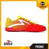 BARU SEPATU FUTSAL SPECS EQUINOX IN EMPEROD RED KUNING olahraga