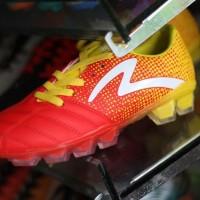 Sepatu Bola Specs Equinox FG Emperor Red Yellow Original Promo sp