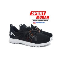 SEPATU RUNNING SPECS PRELUDE BLACK WHITE sport murah