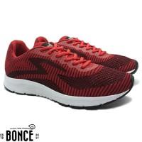 Sepatu Running Lari Specs Overdrive - Red top product