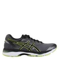Sepatu Running Original Asics Gel Cumulus 18 - Black Carbon aneka
