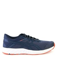 Sepatu Running Original Asics FuzeX Lyte 2 - Insignia Blue aneka