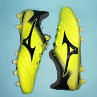 Sepatu Bola Mizuno Morelia Neo ll MD Safety Yellow Black olahraga