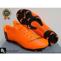Sepatu Bola - Soccer Nike Mercurial Vapor XII Academy Ttal Orange - FG