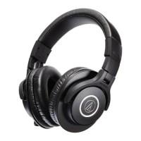Headset AUDIO TECHNICA ATH-M40X - Hitam
