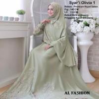 Baju Syari Wanita Baju Gamis Pesta Muslimah Murah Terbaru