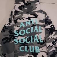 ANTI SOCIAL SOCIAL CLUB (ASSC) hoodie camo melrose eve ORIGINAL 💯%