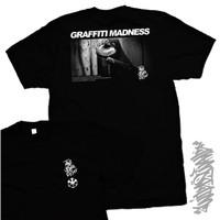 "Wildwall merchandise ""TYC"" graffiti t-shirt"