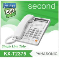 Pesawat Telepon Panasonic Tipe KX-T2375 Second