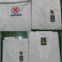 Baju Kata Karate Senkaido Seragam Kejuaraan Merk Senkaido Karate