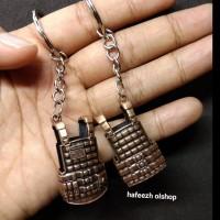 Gantungan Kunci Rompi PUBG Military Vest Body Armor Bahan Logam