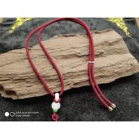 Kalung Tali Untuk Liontin Bandul Kerajinan Giok J067