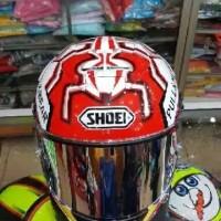 Helm ink cl max repaint shoei paket ganteng