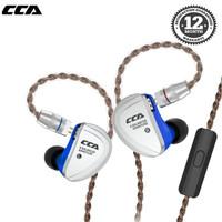 Earphone Knowledge CCA C16 - 8BA - Flagship Earphone Headset Original