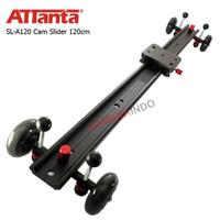 Slider kamera ATTANTA SL A120 pro video camera slider 120cm kamera VID