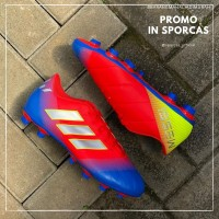 LIMITED ITEM Original Sepatu Bola Adidas F50 Adizero Messi White