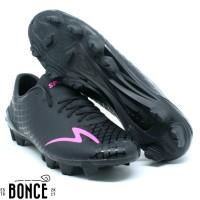 Sepatu Bola Specs Accelerator Exocet FG - Black Beat Magenta stok