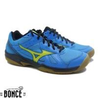 Sepatu Volly Mizuno Cyclone Speed Blue Yellow Original BNIB grab