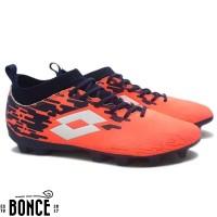 Sepatu Bola Lotto Veloce FG Bright Peach Original top product