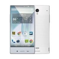 Sharqp Aquos Crystal - 8GB - Sh825Wi Black/White*