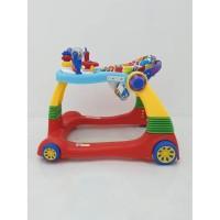BABYELLE BE 0188 BABY WALKER 2 IN 1 ANAK LITTLE PUMPKINS TOYS