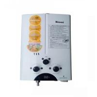 Water Heater Gas Rinnai Tekanan Rendah Low Pressure - REU 5CFC