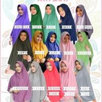 hijab instan syari instant kerudung khimar jilbab Nafisa Azkia hijab