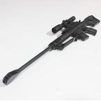 Mainan Sniper L96 Magnum AWP barret Spring baret M82 barett CS GO PB