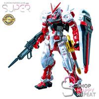 Gundam Astray Red Frame Rare Grade / BANDAI / Skala 1:144