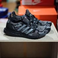 Adidas UltraBoost 4.0 X BAPE Black Camo