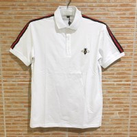 Baju Polo Shirt Branded Pria Gucci Cowok Not Bape Off white Tommy
