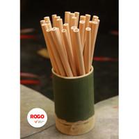 Sedotan Bambu Esklusif / Bamboo Straw Bali
