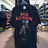 KAOS BAND BAD RELIGION BUILT UP