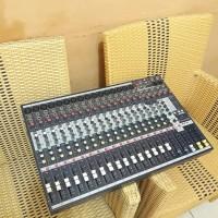 Mixer Soundcraft EFX 16 ORIGINAL bkn yamaha Mg16xu Mgp16x