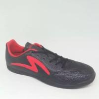 Sepatu futsal SPECS ricco black red Original