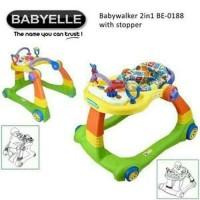 Baby walker baby elle 2 ini 1