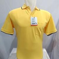 Kaos Kerah Lengan Pendek Polo Shirts Arnold Palmer Kuning