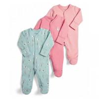 Mamas & Papas Sleeping Suit Swan / Jumper Tidur / piyama bayi