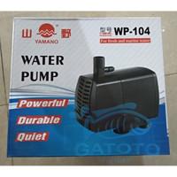 Mesin Pompa Aquarium Yamano Water Pump WP-104 38 Watt 1,5 Meter
