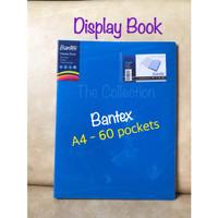 ATK0685BX 60 pocket A4 Display Book 3147xx Bantex Clear Holder