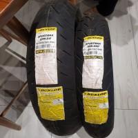 Ban Dunlop 160 60 17 & 120 70 17 Ninja CBR 250 RR