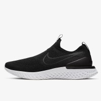 Sepatu Lari Nike Epic Phantom React Flyknit Black Original BV0417-001